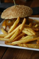 La Mangerie - Le hamburger